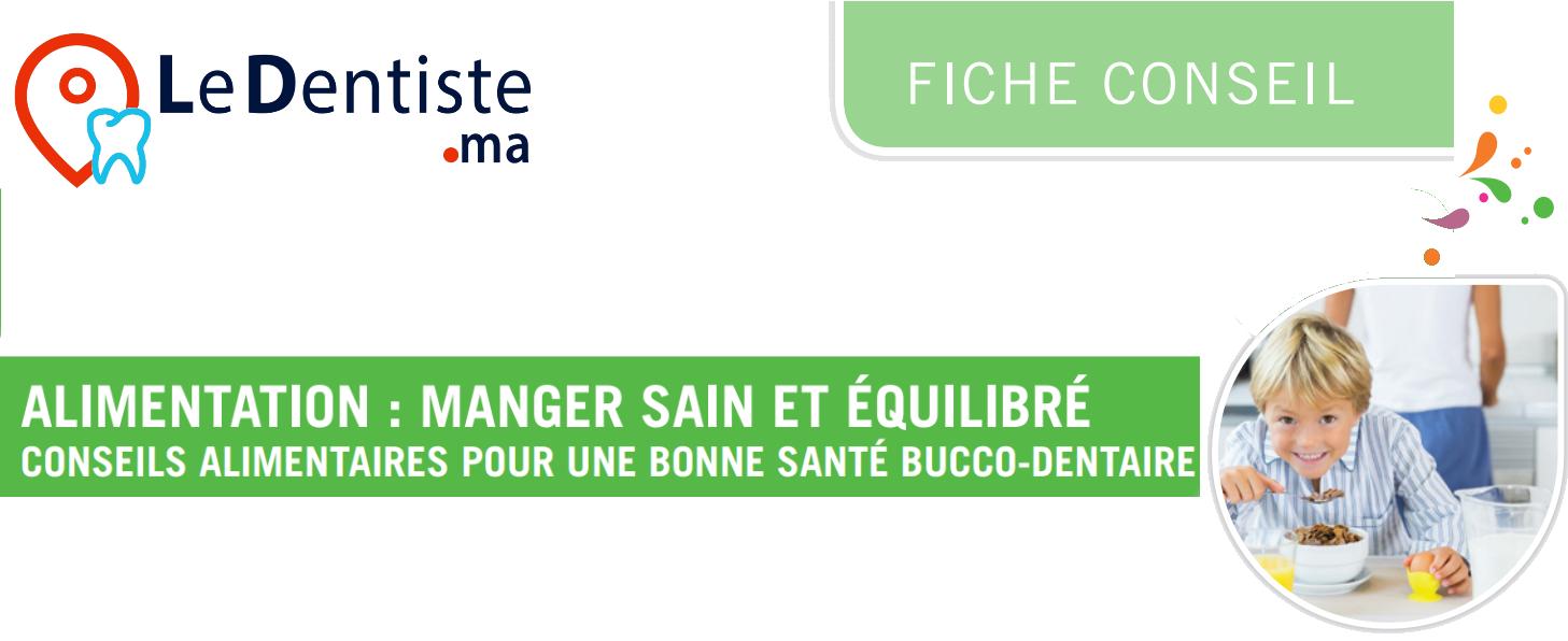 ALIMENTATION : MANGER SAIN ET ÉQUILIBRÉ